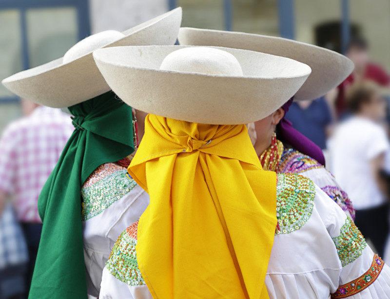 Luxusrundreise Ecuador Höhepunkte Kachel