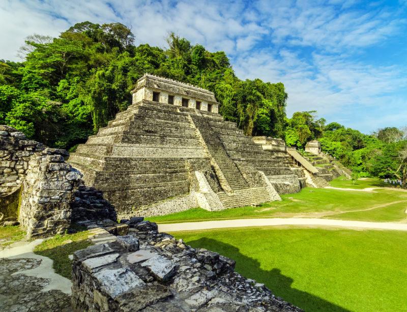 Luxusrundreise Mexiko Höhepunkte Kachel