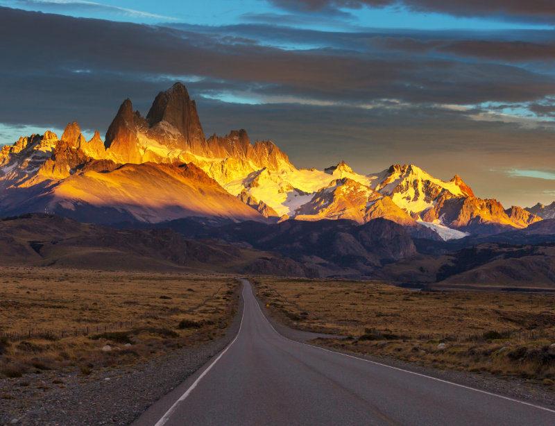 Luxusrundreise Patagonien Intensiv Kachel