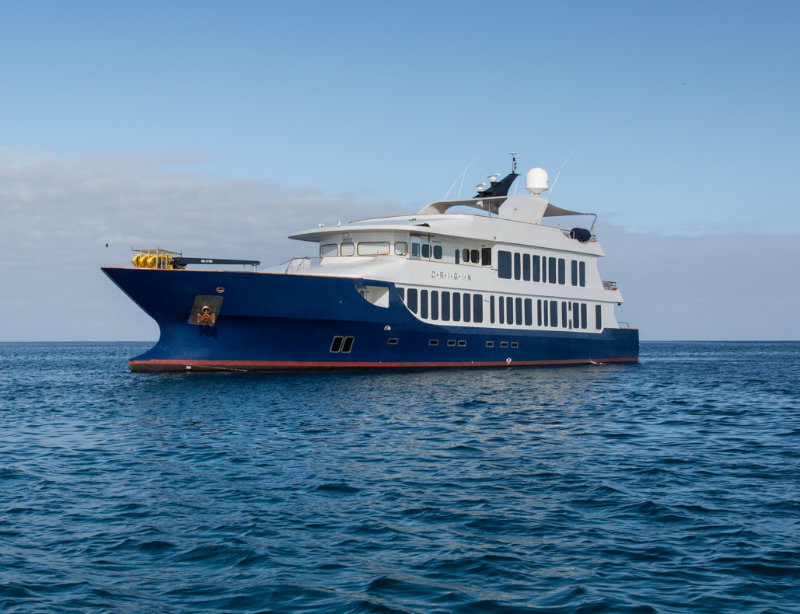 Luxusschiff Ecuador Galapagos Origin Kachel