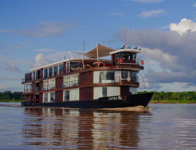 Luxusreise Schiff Peru Kreuzfahrt Jungle Experiences Zafiro