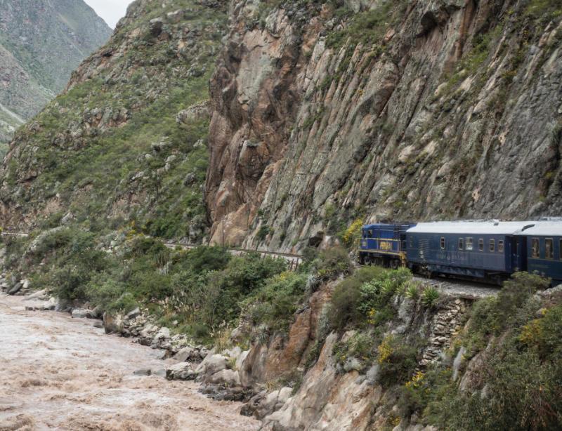 Luxuszug Peru Belmond Hiram Bingham