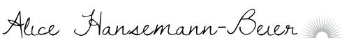 Unterschrift5 Alice Hansemann-Beier