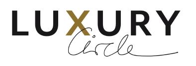 Reiseexperte Luxury Circle Logo
